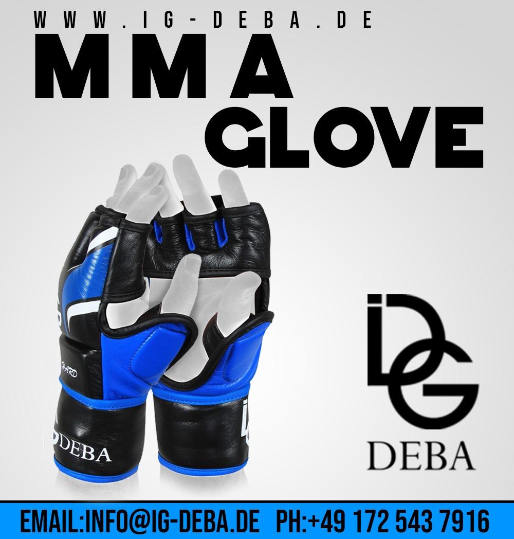 Deba MMA Gloves